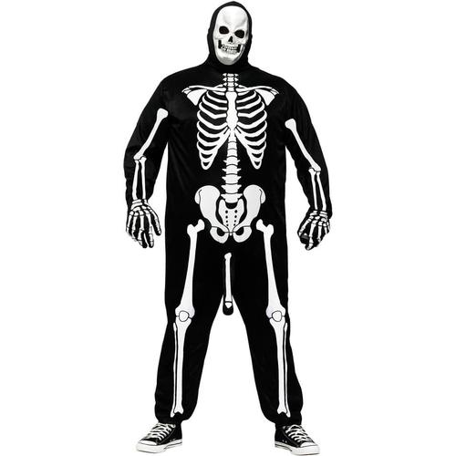 Body Skeleton Adult Plus Costume