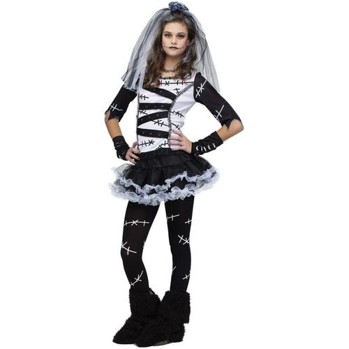 Bride Of Frankenstein Teen Costume