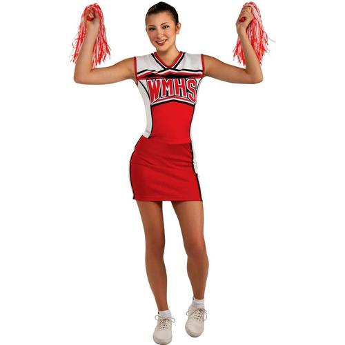Cheerleader Teen Costume