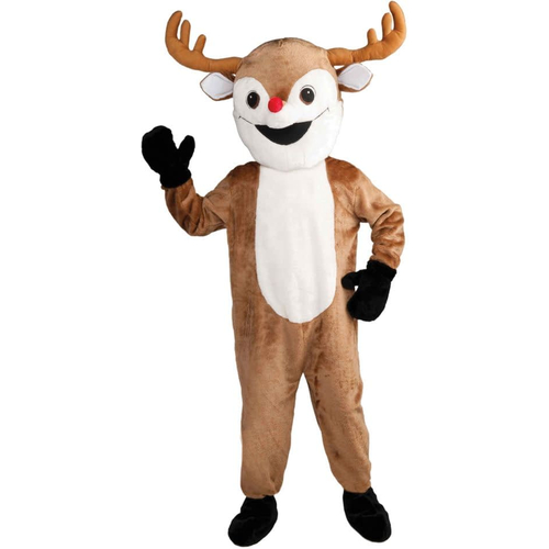 Christmas Reindeer Adult Costume