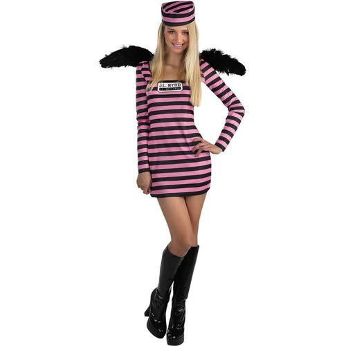 Convicted Girl Teen Costume
