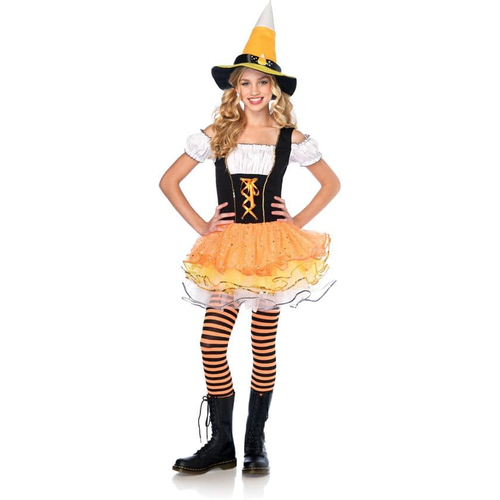 Corn Witch Teen Costume