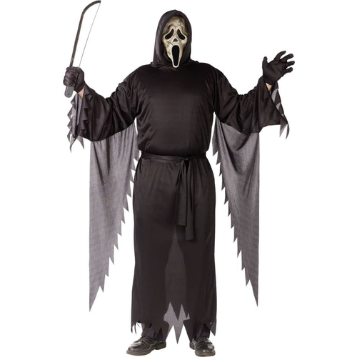 Creepy Ghost Face Adult Costume