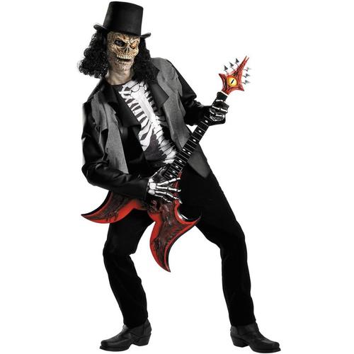 Creepy Rocker Adult Costume