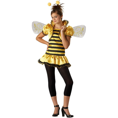 Cute Bee Teen Costume