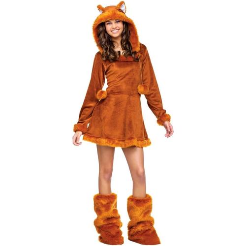 Cute Fox Teen Costume