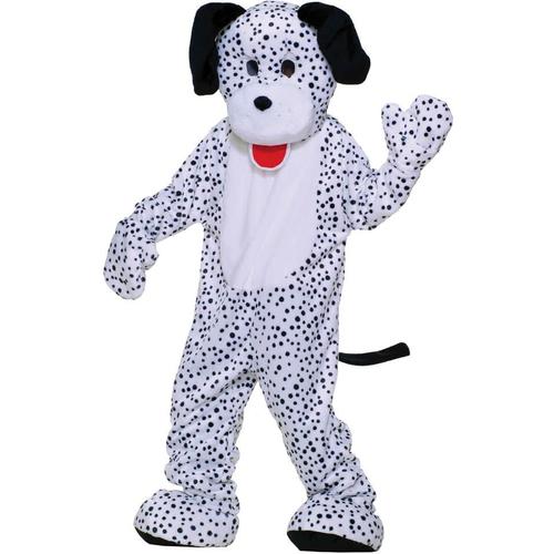 Dalmation Mascot Adult Costume