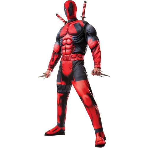 Deadpool Adult Costume