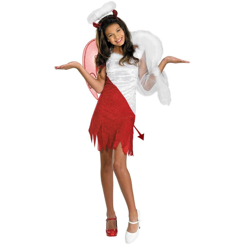 Demi Angel/Devil Teen Costume