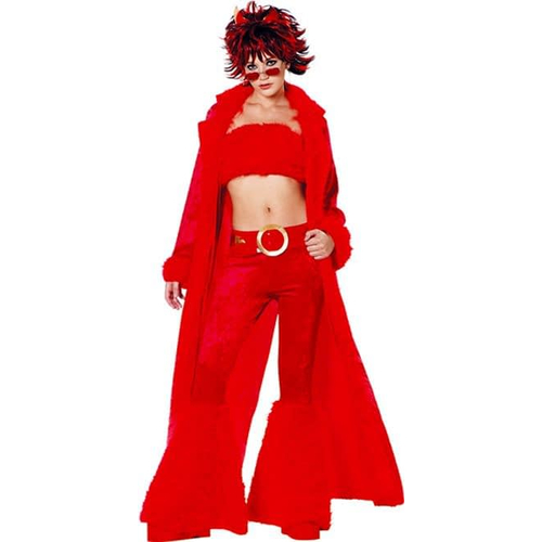 Devil Girl Teen Costume