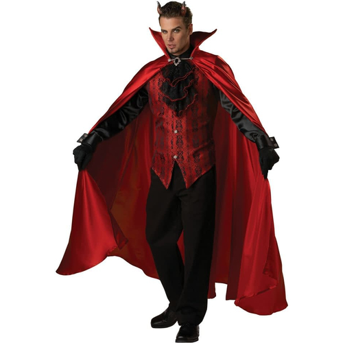 Devil Halloween Adult Costume