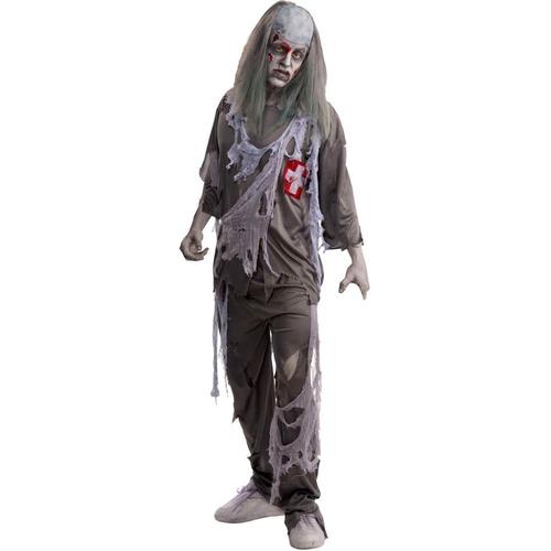 Doctor Zombie Adult Costume