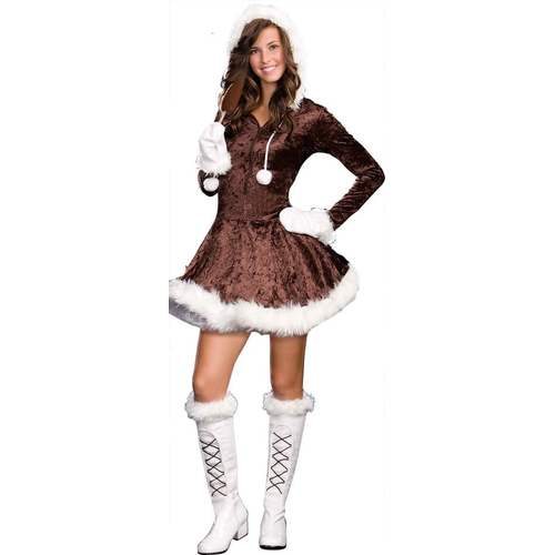 Eskimo Teen Costume