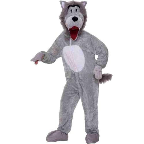 Grey Wolf Adult Costume