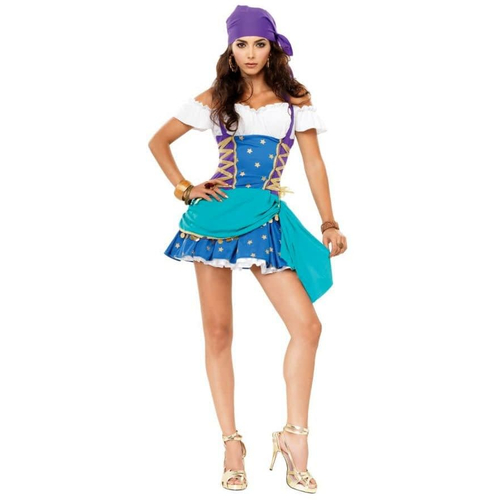 Gypsy Girl Teen Costume
