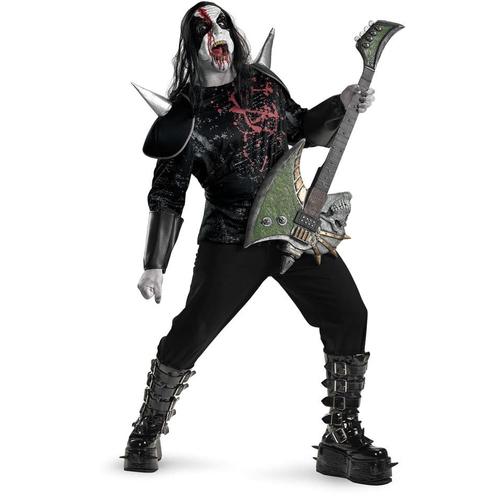 Heavy Metal Adult Plus Costume