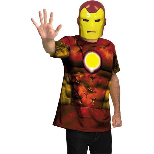 Iron Man Adult Plus Size Kit