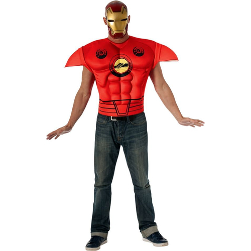 Iron Man Adult Set