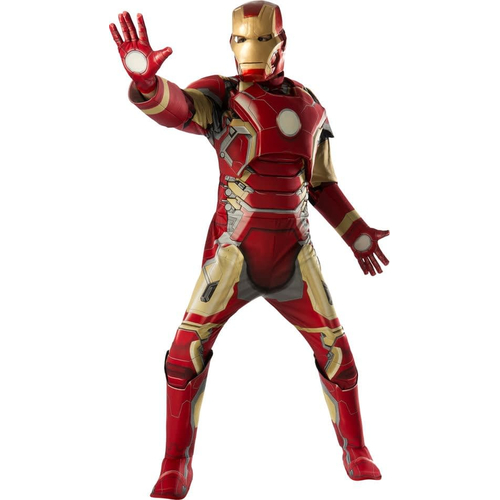 Mark 43 Iron Man Adult Costume