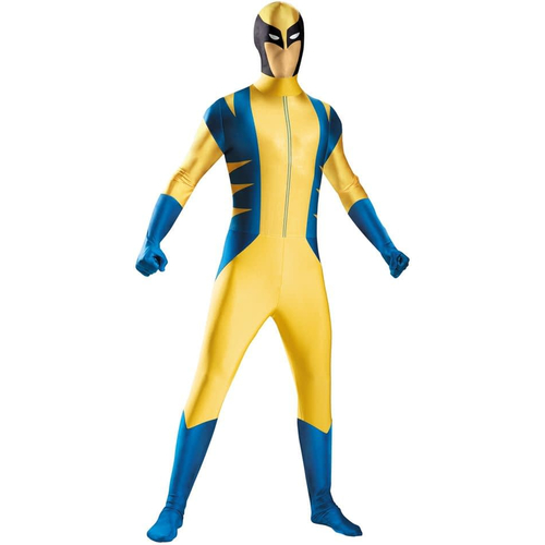 Marvel Wolverine Teen Costume