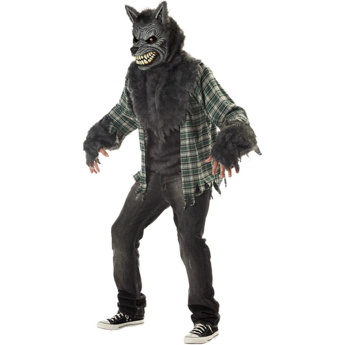 Moon Wolf Adult Costume