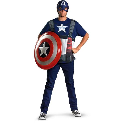 Movie Captain America Adult Kit