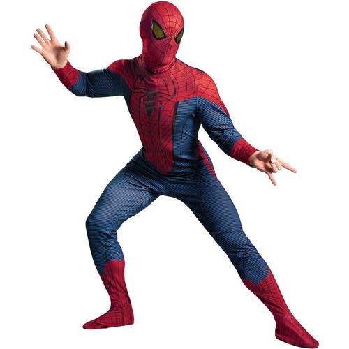 Movie Spiderman Adult Costume