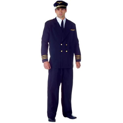 Mr Pilot Adult Costume