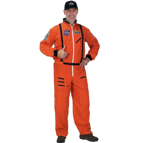 Nasa Astonaut Adult Costume