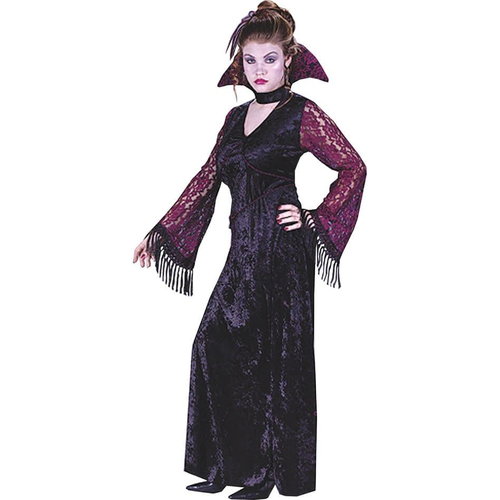 Night Vampiress Teen Costume