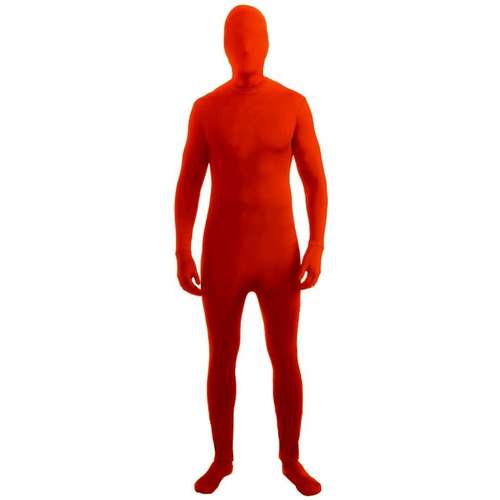 Orange Skin Suit Teen
