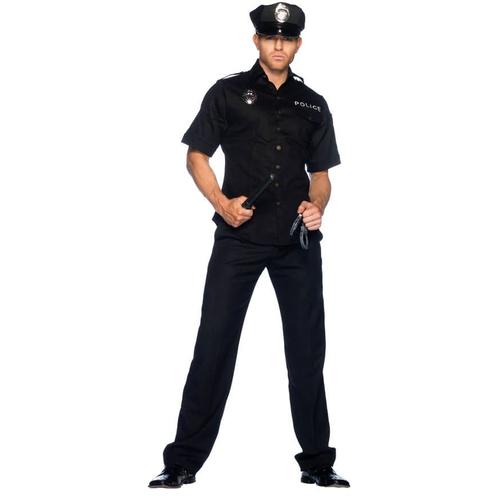 Police Halloween Adult Costume