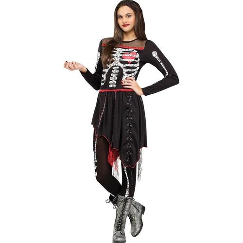 Pretty Bones Teen Costume