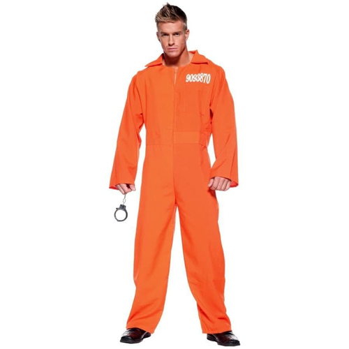 Prisoneer Adult Costume