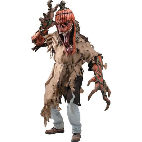Pumpkin Halloween Adult Costume