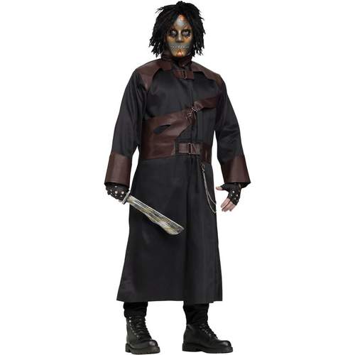 Scary Halloween Adult Costume