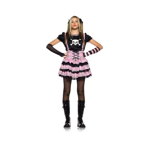 Skull Princess Teen Costume