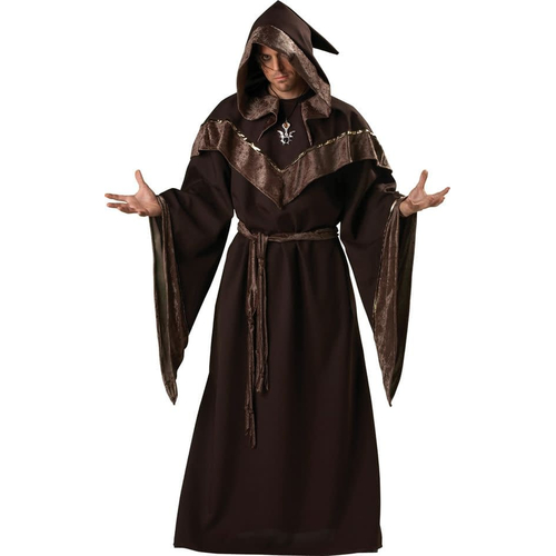 Sorcerer Halloween Adult Costume