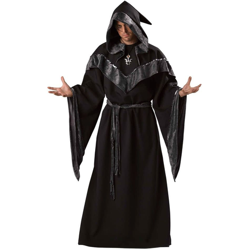 Sorcerer Halloween Adults Costume