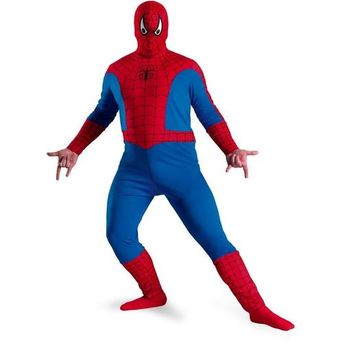 Spiderman Adult Plus Size Costume