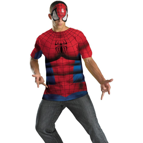 Spiderman Adult Plus Size Kit