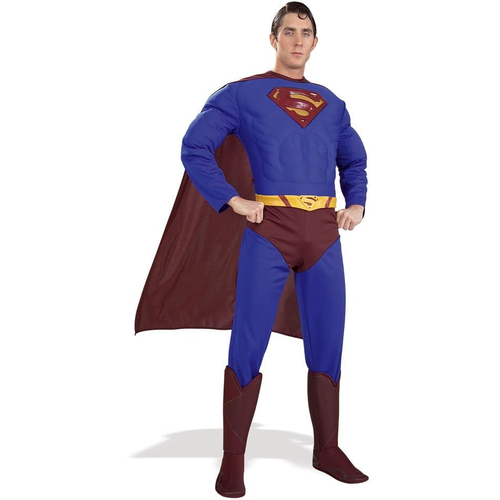Superman Costume For Men