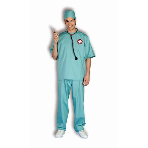 Surgeon Doctor Adult Costume