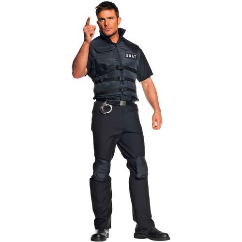 Swat Adult Costume
