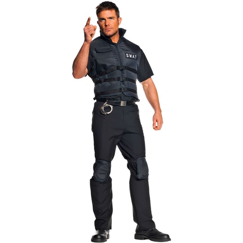 Swat Officer Adult Costume