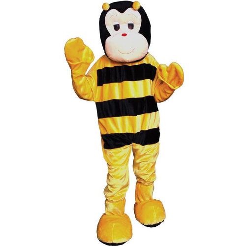 Sweet Big Bee Adult Costume