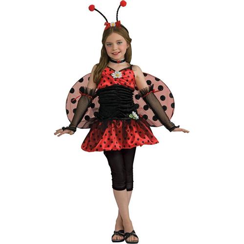 Sweet Ladybug Teen Costume