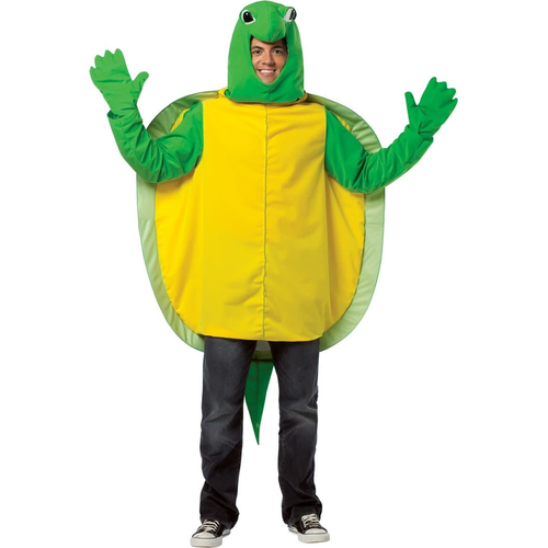 Turtle Adult Costume - 10178
