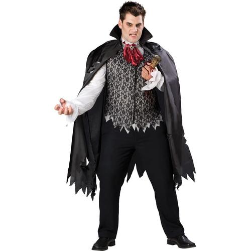Vampire Kit Adult Plus