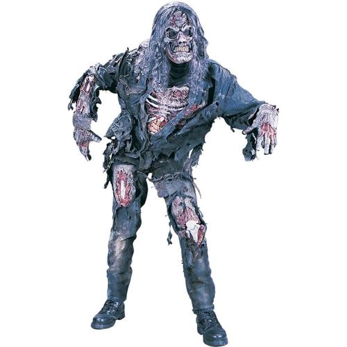 Zombie 3 D Teen Costume